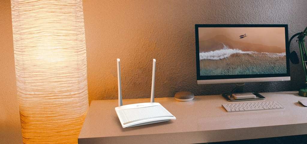 TP-Link TL-WR820N  Wireless N Router 300Mbps