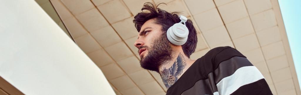 ENERGY Headphones BT Urban 3 Black