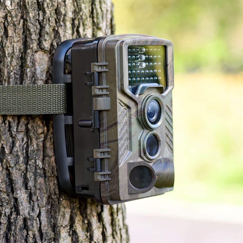 Denver WCT8010 Fotopast pro sledování zvěře s 8Mpx CMOS sensorem