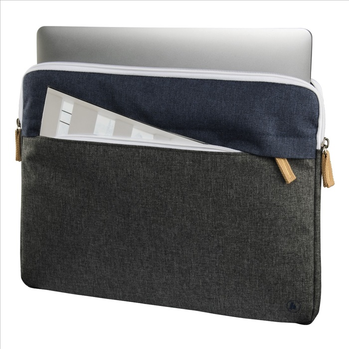 "Obal na notebook Hama Florenz, 25,7 cm (10.1""), šedomodrá"