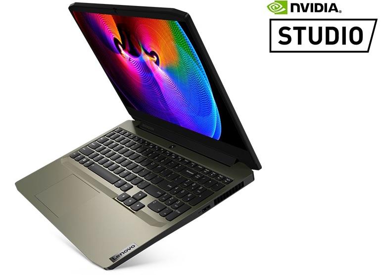 "Notebook Lenovo IP Creator 5 15"" i7 16GB, SSD 512GB, 82D4003VCK"