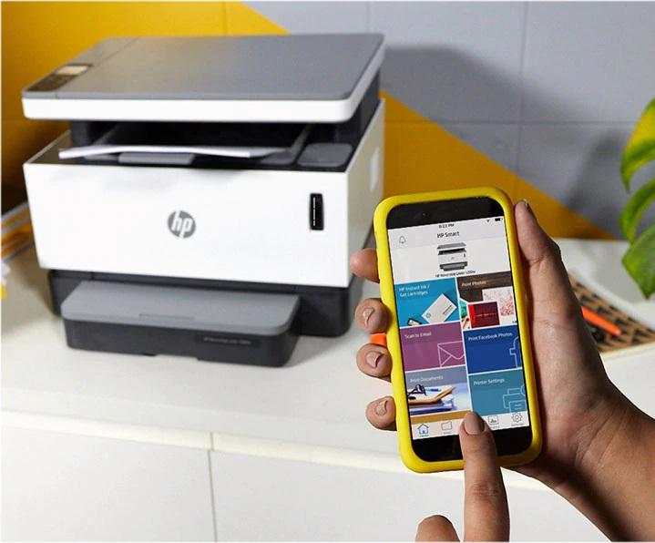 Laserová tiskárna HP Neverstop Laser 1000n