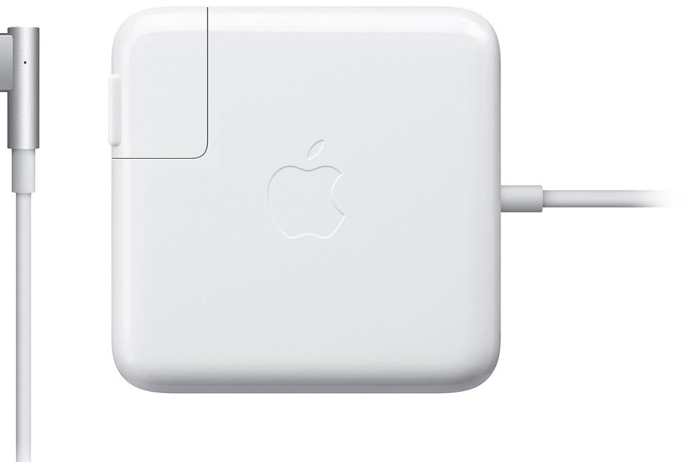 Adaptér Apple MagSafe Power, 60W, pro MacBook Pro 13'', bílá