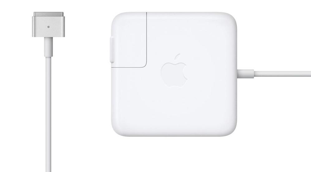 Adaptér Apple MagSafe 2 Power, 45W, pro MacBook Air, bílá