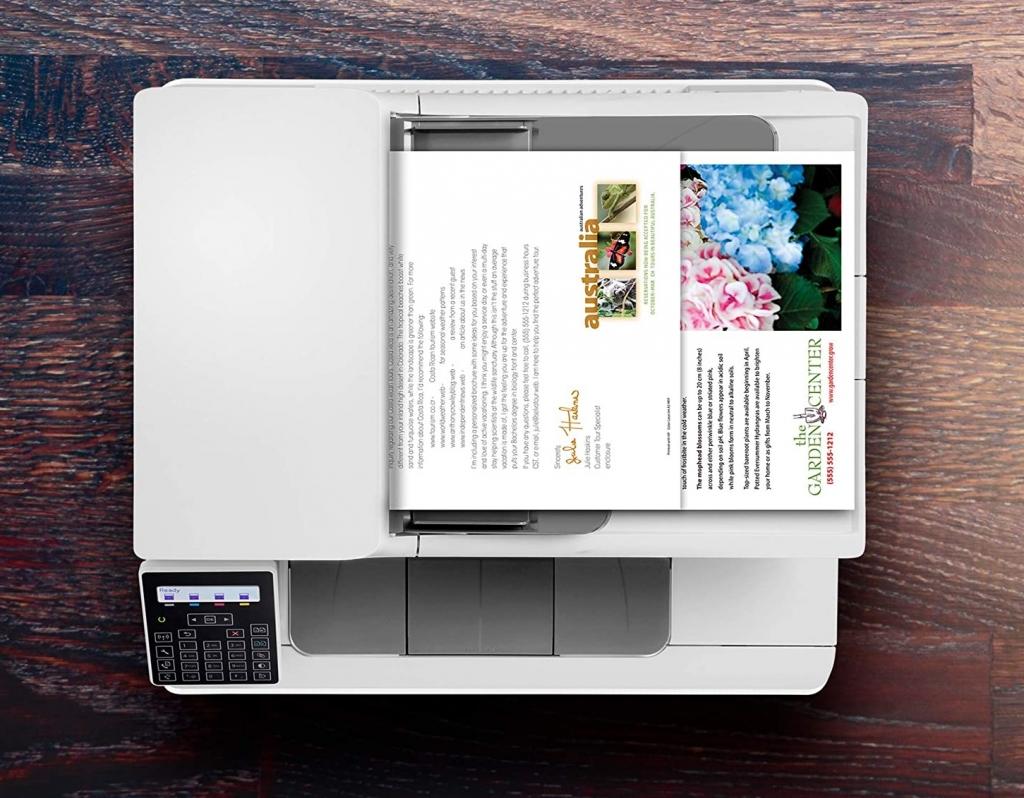 Multifunkční laserová tiskárna HP Color LaserJet ProMFP M183fw