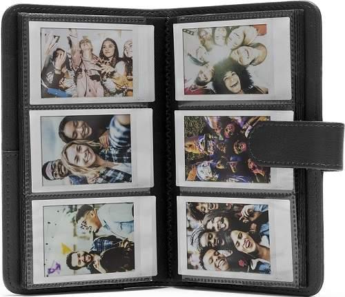 Fotoalbum pro fotoaparát Instax Mini, černá