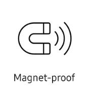 magnetu vzdorná