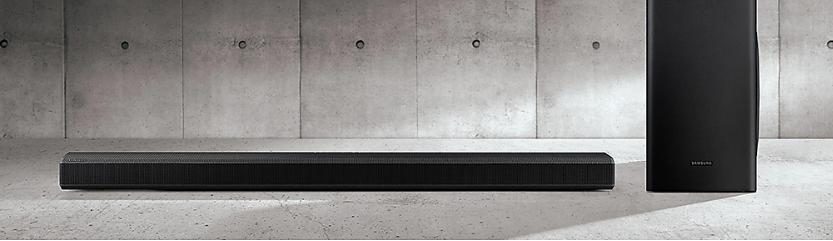 Soundbar Samsung HW-Q70T/EN Dolby Atmos 330 W 3.1.2Ch 8 repro