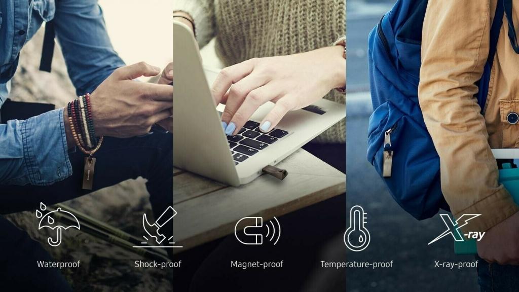 Samsung USB 3.1 Flash Disk 32 GB – silver
