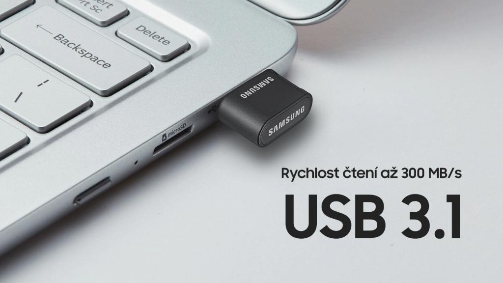 Samsung USB 3.1 Flash Disk 128 GB Fit Plus