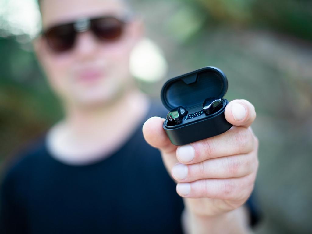 LAMAX Taps1 Black