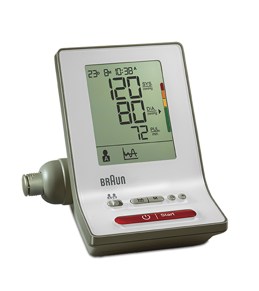 Digitálny tlakomer Braun BP 6000 ExactFit 3