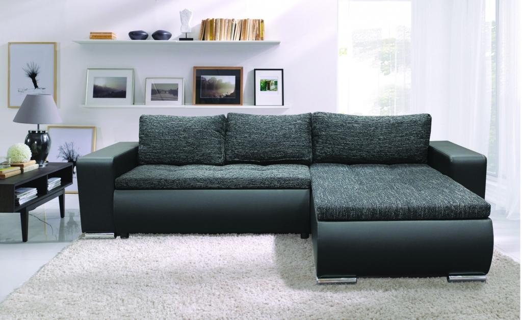 Rohová sedačka Enro - interiérové foto