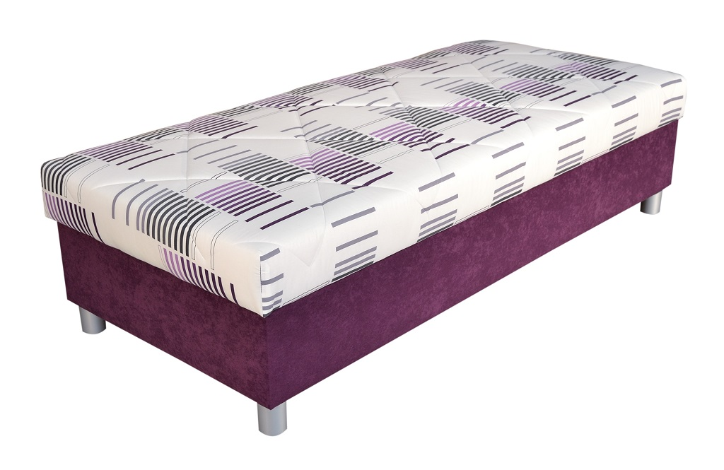 Čalouněná postel George