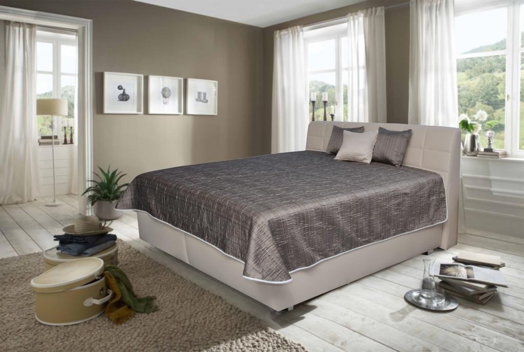 Čalouněná postel Valencia