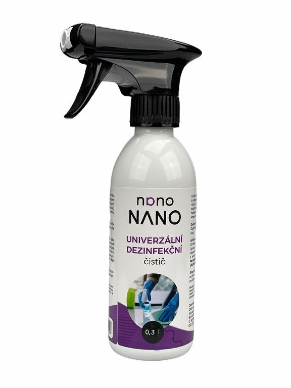 Nano univerzální dezinfekční čistič