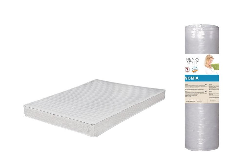 Komprimovaná matrace Nomia