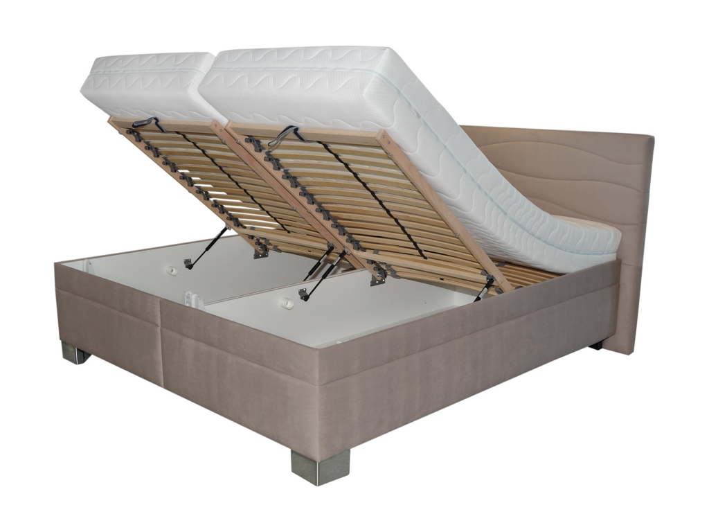 Čalouněná postel Windsor