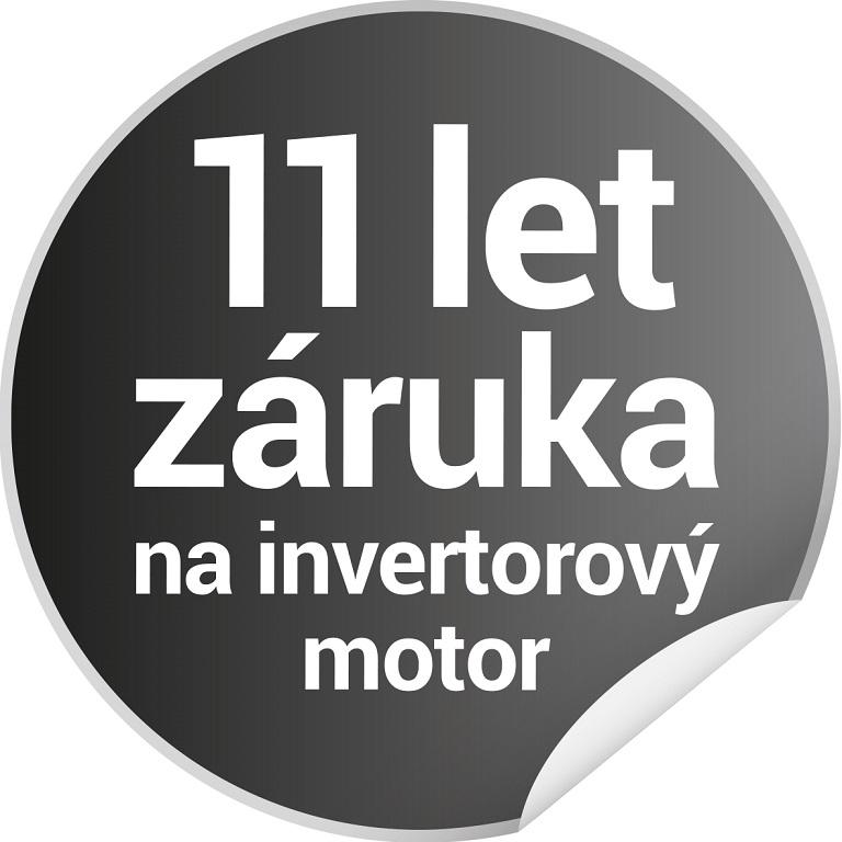 11letá záruka na motor