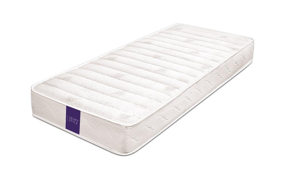 Taštičkový matrac Hypnos uložený na posteli