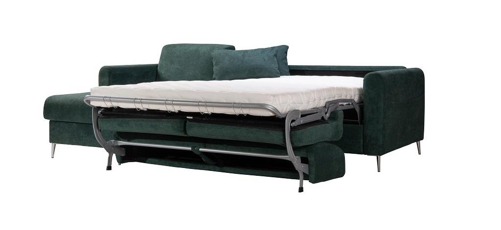 Rohová sedačka rozkladacia Sia