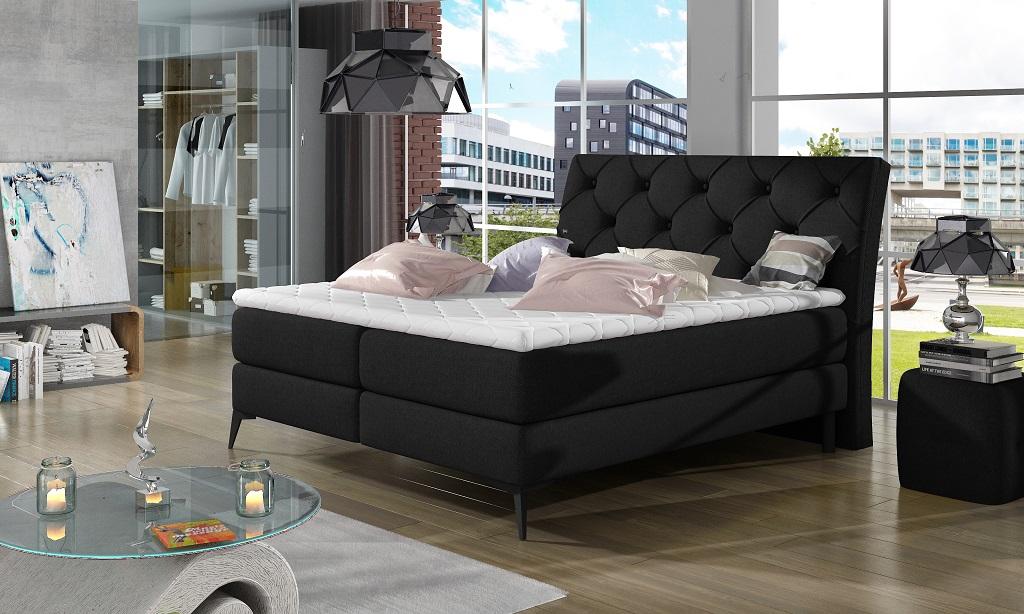 Rozměry postele Violet