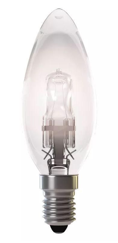 Halogénová žiarovka ECO Candle