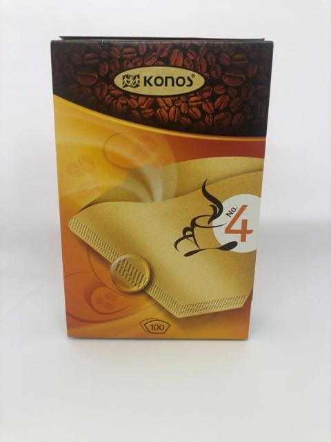 Filtre na kávu veľkosť 2