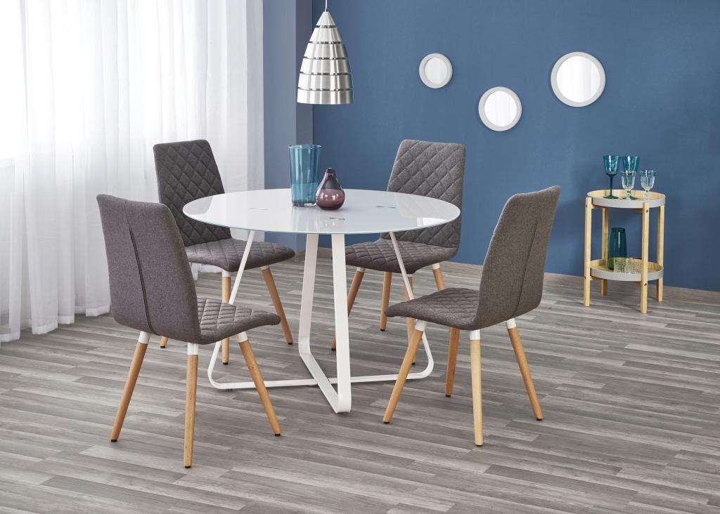 Okrúhly jedálenský stôl Looper
