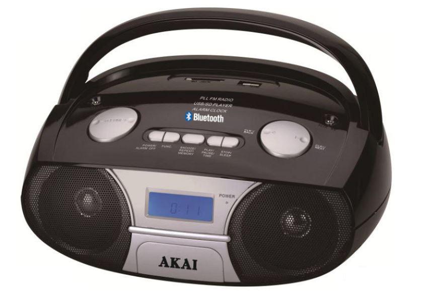 Prenosné rádio s USB AKAI APRC-106