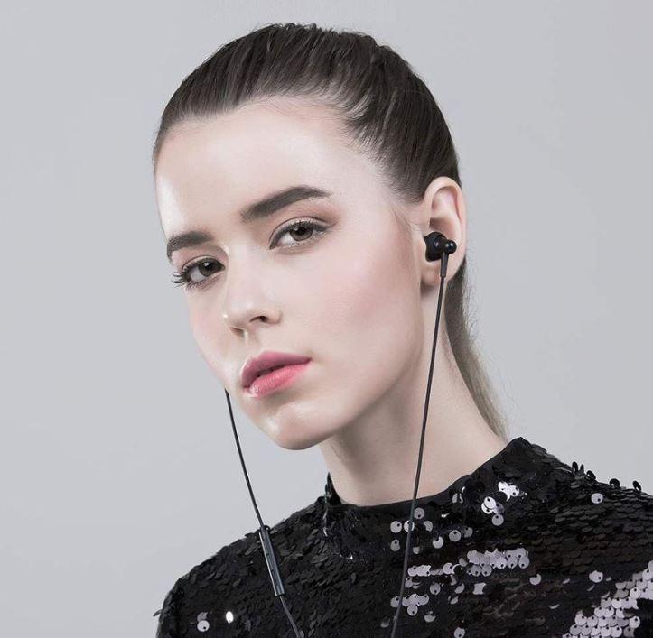 Slúchadlá do uší 1MORE Stylish In-Ear Headphones Black