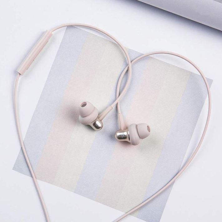 Slúchadlá s mikrofónom 1MORE Stylish In-Ear Headphones Gold