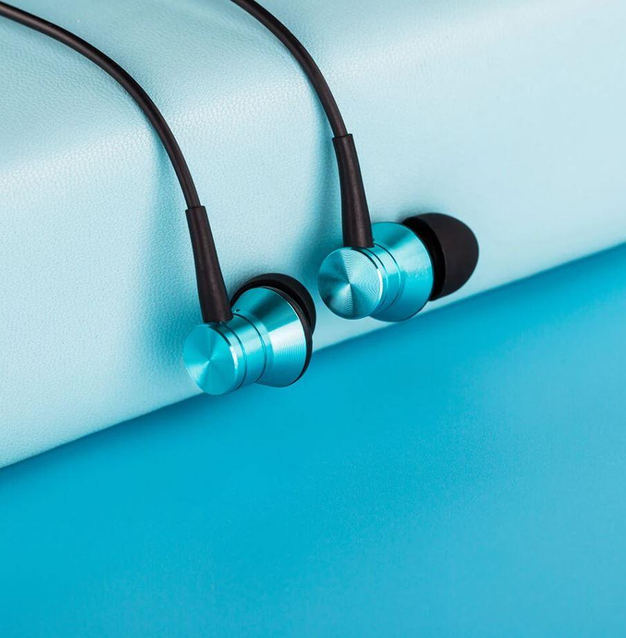 Slúchadlá do uší 1MORE Piston Fit In-Ear Headphones Blue