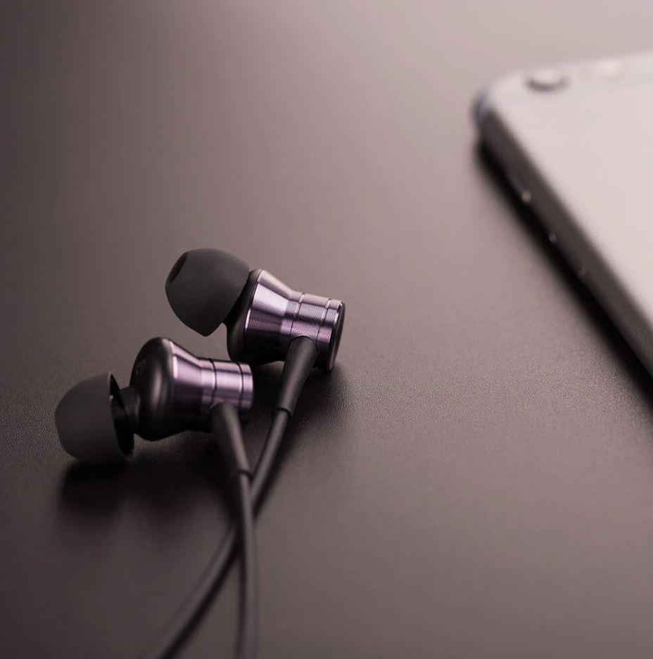 Slúchadlá 1MORE Piston Fit In-Ear Headphones Gray