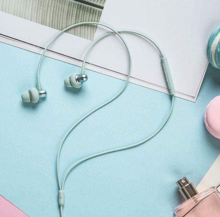 Slúchadlá s mikrofónom 1MORE Stylish In-Ear Headphones Green