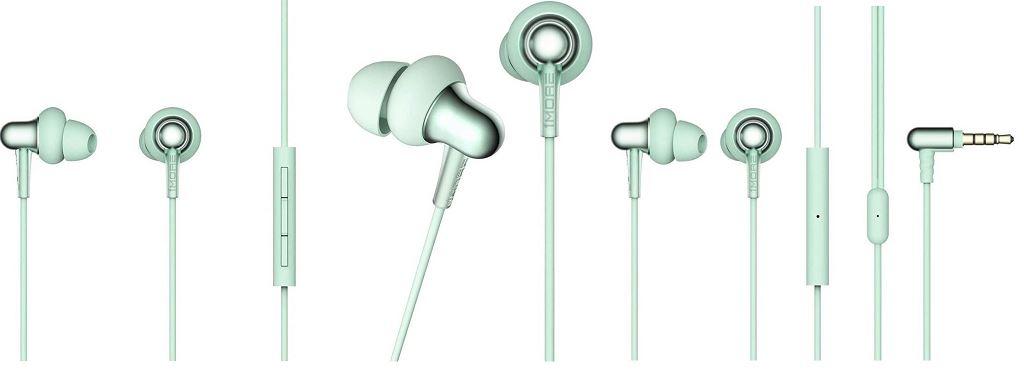 Slúchadlá 1MORE Stylish In-Ear Headphones Green