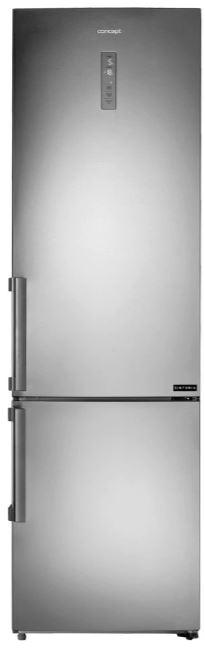 Kombinovaná chladnička s mrazničkou Concept LK5660SS