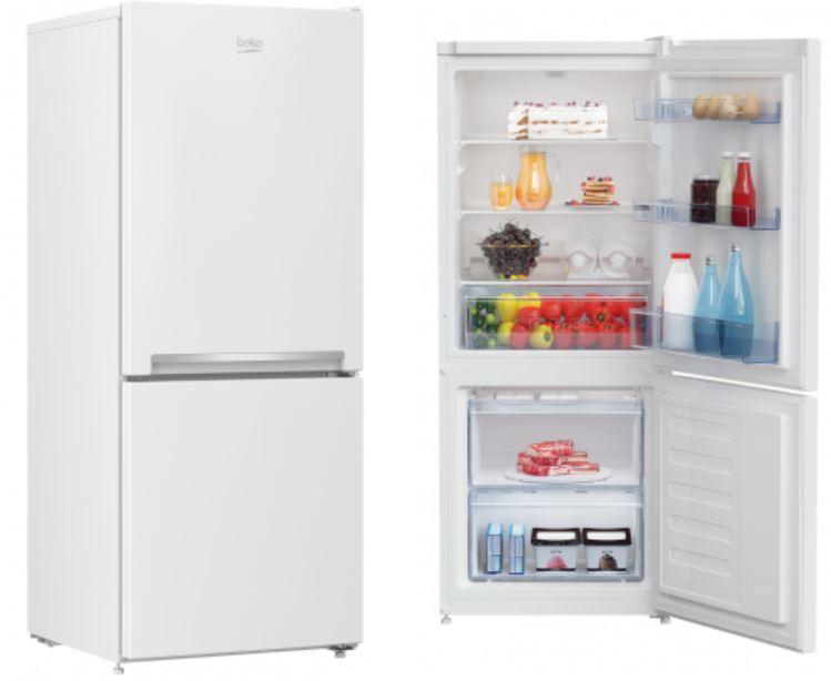 Kombinovaná chladnička Beko RCSA210K30WN