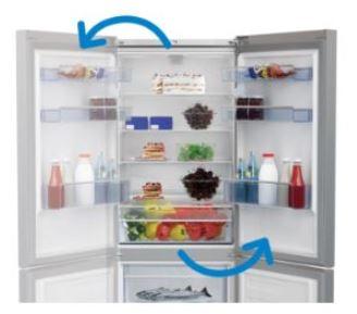 Vstavaná chladnička Beko BCSA285K3SN
