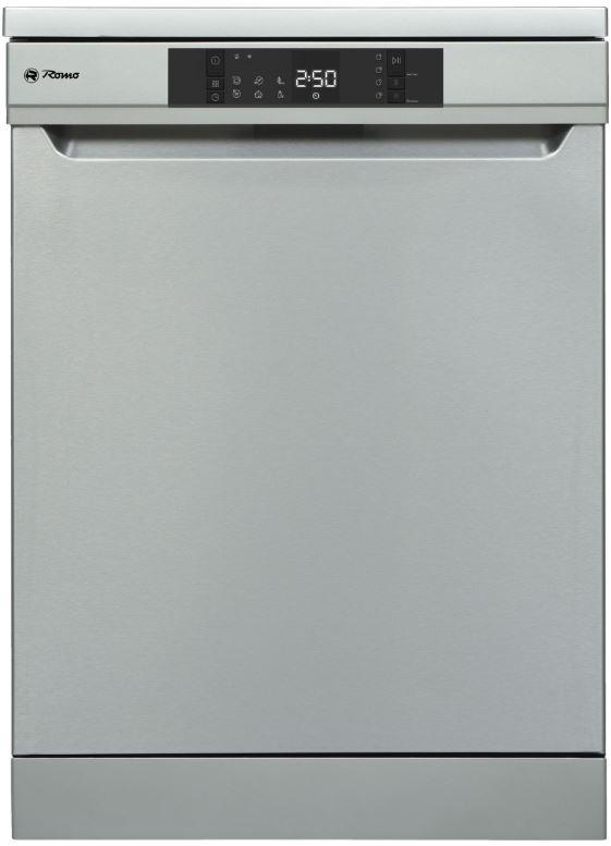 Voľne stojaca umývačka riadu Romo RVD6031X
