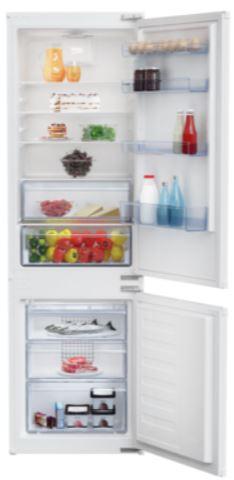 Vstavaná chladnička s mrazničkou Beko BCSA285K3SN