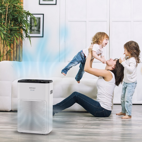 Čistička vzduchu do bytu Perfect Air Smart CA1030