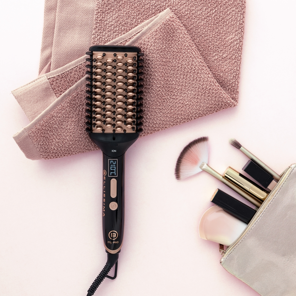 Žehliaca kefa Bellissima 11539 Magic Straight Brush My Pro