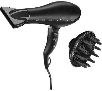 Fén na vlasy s ionizátorom Grundig Catwalk Swarovski HD8280