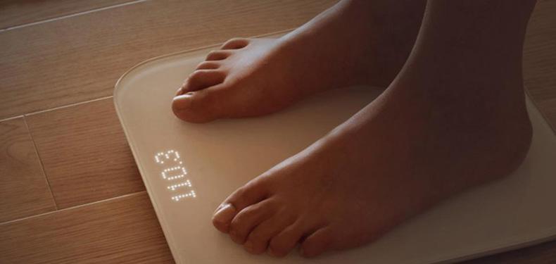 Digitálna osobná váha Xiaomi Mi Body Composition Scale