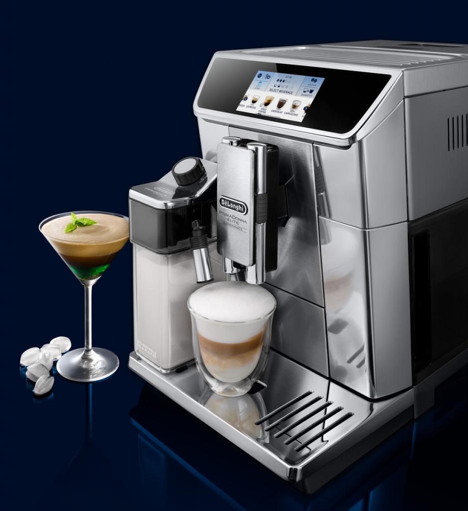 Automatický kávovar DéLonghi ECAM 650.85.MS