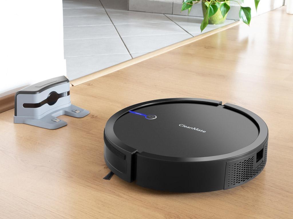 Robotický vysávač s mopom CleanMate RV500