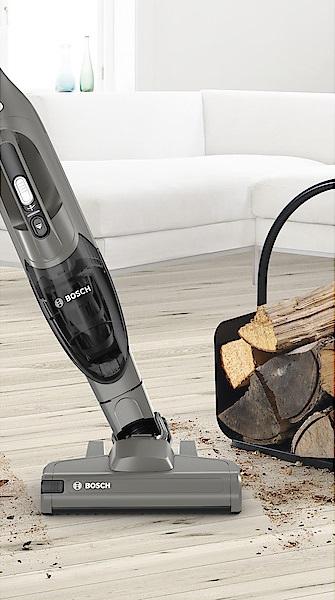 Tyčový vysávač akumulátorový Bosch Readyy'y BBHF214R