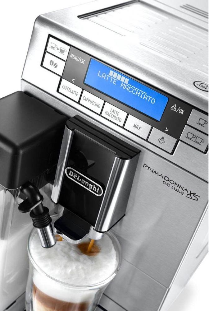 DéLonghi kávovar ETAM36.365 PrimaDonna XS DeLuxe