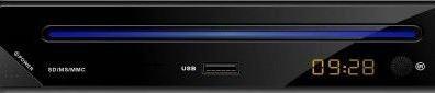 DVD prehrávač Luvianta DVD-L2080HD